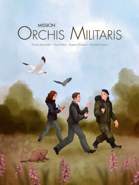 Mission Orchis Militaris