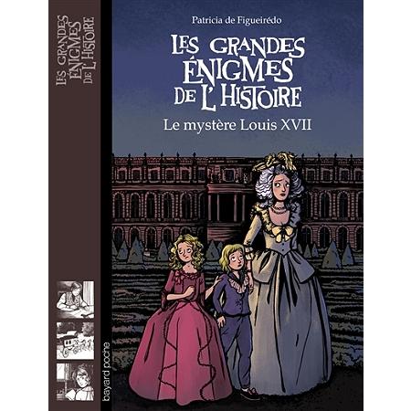 Les grandes énigmes de l'Histoire, illustrations d'Elléa Bird, éditions Bayard
