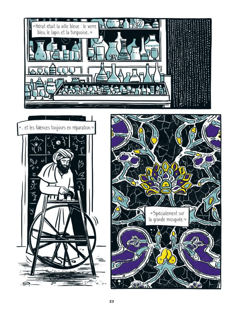 Hippie Trail, autobiographie prénatale, Séverine Laliberté, Elléa Bird